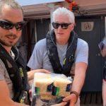 Richard Gere a Lampedusa: l'attore americano in soccorso della Ong carica di migranti