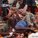 """Caso """"Open Arms"""": evacuazione medica per nove migranti"""