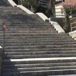 Aragona, ultimati i lavori di riqualificazione e messa in sicurezza della scalinata di via Spinuzza