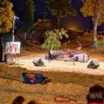 Bivona, distrutto da un incendio il teatro di paglia: vandali in azione