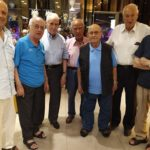 """Agrigento, i """"ragazzi"""" della 3^ E festeggiano 66 anni dalla maturità Classica"""