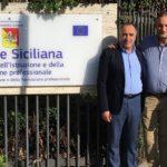 Aragona: il sindaco Pendolino e l'assessore Di Giacomo in missione nei vari assessorati regionali