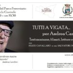 """Nella """"Vera Vigata"""" per ricordare Andrea Camilleri: stasera alle 19.30 a Porto Empedocle"""