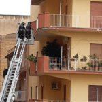 Agrigento, cede cornicione dal balcone di un palazzo: chiusa momentaneamente la via Gioeni