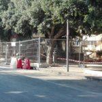 Agrigento, crollo cornicione in piazza Cavour: al via i lavori di messa in sicurezza