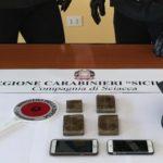 Controlli antidroga: arrestati due palermitani a Sciacca