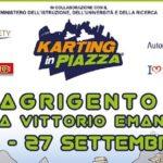 """Agrigento, l'Aci organizza il """"Karting in piazza"""""""
