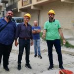 """Palma di Montechiaro: cominciati oggi i lavori a """"Pietre cadute"""""""