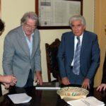 Sottoscritto un accordo per la realizzazione di interventi di valorizzazione culturale e scientifica e percorsi di restauro e valorizzazione delle opere d'arte dell'Istituto d'arte G. Bonachia di Sciacca