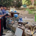 Blitz dei Carabinieri a Licata contro i furti di acqua ed energia elettrica: 24 arresti
