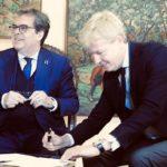 """La """"Carta di Agrigento"""" approda a Bruxelles"""