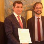 Nominato il referente culturale della Città di Agrigento in Ucraina
