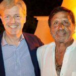 Agrigento, evento a Villa Aurea con il Sindaco e Sir Rocco Forte