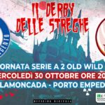 """Fortitudo Agrigento vs Pallacanestro Trapani, sarà il derby """"delle streghe"""""""