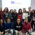 """Canicattì, al Liceo Foscolo il workshop internazionale: """"I want to break free: liberiamoci dalla tecnologia"""""""