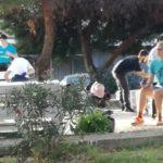 """Agrigento, i ragazzi di """"Viva la gente"""" abbelliscono area a Villaseta"""