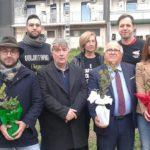 Celebrata la festa dell'albero a Fontanelle