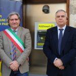 Comitini, inaugurato il nuovo ATM Postamat in via Umberto I