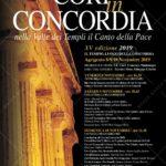 """Agrigento,""""Cori in Concordia"""" entra nel vivo: questa sera concerto nella chiesa di San Domenico"""