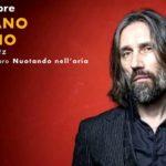"""Cristiano Godano presenta ad Agrigento """"Nuotando nell'aria"""""""
