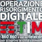 """Sciacca, partita l'operazione """"Risorgimento Digitale"""" di TIM"""