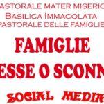 "Ad Agrigento incontro dibattito sul tema ""Famiglie connesse o diconnesse? Social, media & family"""