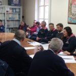 Agrigento, prima riunione tecnica per il Giro d'Italia 2020