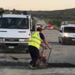 Agrigento, al via i lavori di manutenzione sulla strada della Mosella