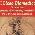"""Agrigento, si inaugura al Liceo """"Leonardo"""" il percorso Biomedico"""
