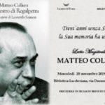 Mercoledì alla Lucchesiana la Lectio Magistralis di Matteo Collura