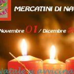 """Favara, al via i """"Mercatini di Natale"""" dell'associazione """"Arte Fare"""""""