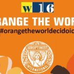 """Il Soroptimist Club di Agrigento dice NO alla violenza di genere con il progetto """"Orange the World"""""""