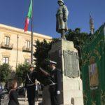 Sciacca, celebrata la festa dell'Unità Nazionale e delle Forze Armate