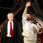 Teatro Pirandello: il Sindaco consegna un riconoscimento speciale a Sebastiano Lo Monaco