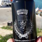 Lampedusa è sempre più Plastic Free: l'amministrazione comunale dona 1.200 eco-borracce termiche