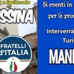 Eventi natalizi ad Agrigento, arriva l'assessore regionale Manlio Messina