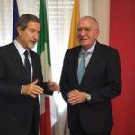 Cambio ai Vertici di 3 ex province, Duilio Alongi Commissario a Caltanissetta