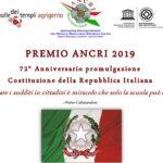 Agrigento, il Premio ANCRI 2019 al Museo Archeologico
