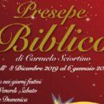 Aragona, torna il Presepe di Carmelo Sciortino: domenica l'inaugurazione