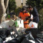 Agrigento, operazione di repressione dell'abbandono indiscriminato dei rifiuti