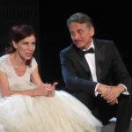 """Cesare Bocci al """"Pirandello"""" di Agrigento: """"Da figlio adottivo di questa terra vedere un teatro così pieno mi rende orgoglioso"""""""