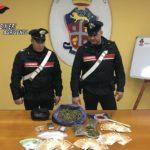 Colpo grosso a Sciacca: arrestati due pusher e sequestrati 1 kg di marijuana e 20.000 euro