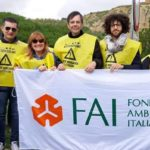 Manifestazione contro l'isolamento della provincia: alla marcia presente anche il FAI di Agrigento