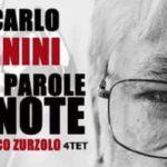 Agrigento, al Teatro Pirandello in scena Giancarlo Giannini con le note jazz del Marco Zurzolo Quartet