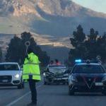 Incidente mortale sulla Agrigento-Palermo: perde la vita un uomo