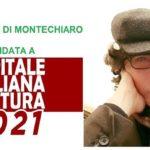 """Palma di Montechiaro """"Capitale Italiana della cultura 2021"""": l'endorsement di Carmelo Sardo"""