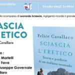 """Ad Agrigento """"Sciascia, l'eretico"""" di Felice Cavallaro: presente anche l'ex ministro Claudio Martelli"""