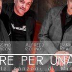 """Danilo Rea, Massimo Moriconi e Alfredo Golino, il 26 gennaio 2020, in concerto al Pirandello con """"Tre per Una, nella canzoni di Mina"""""""