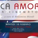 """Agrigento, terzo e ultimo appuntamento con la rassegna cinematografica """"America Amore mio"""""""