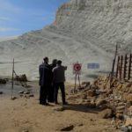 Scala dei Turchi, confermato il sequestro della marna bianca
